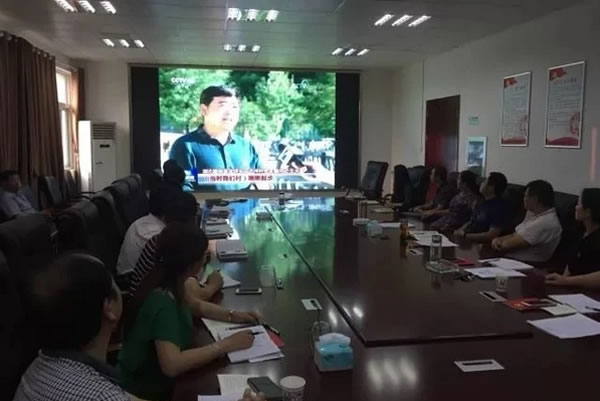 美高梅娱乐平台开展第十期支部主题党日活动