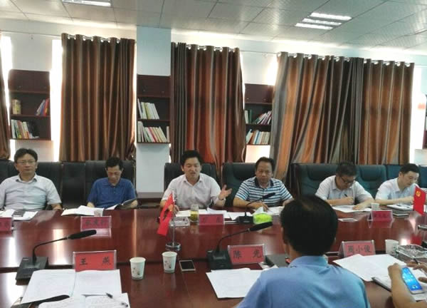 咸安召开重大项目融资座谈会 加快推动经济高质量发展